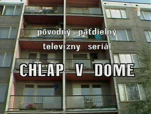 Chlap v dome